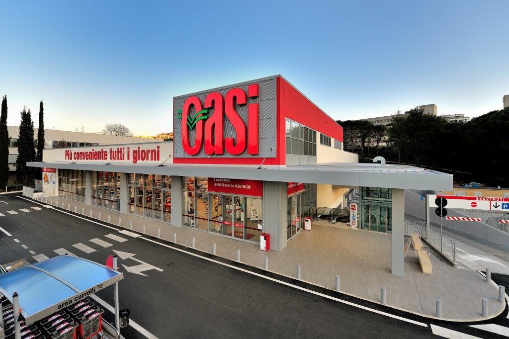 oasi supermercati lavora con noi