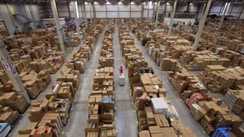 amazon magazzino Cividate